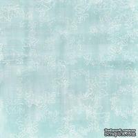 Лист скрапбумаги от Melissa Frances - Vines & Blooms - 30х30 см