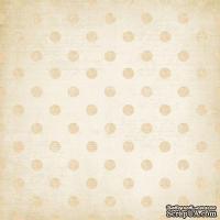 Лист бумаги Ledger Dot от Melissa Frances - 30х30
