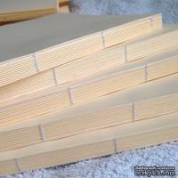 Блок для блокнота А5. Цвет: кремовый