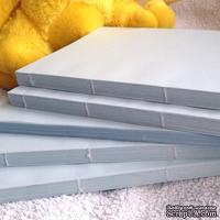 Блок для блокнота А5. Цвет: голубой