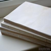 Блок для блокнота А5 состаренный, 100 листов