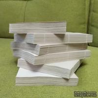 Блок для блокнота А6 состаренный, толстый, 140 листов - ScrapUA.com