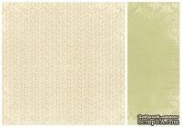 Лист двусторонней бумаги от Pion Design - Leaf - Fairytale of Spring, 30х30