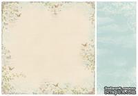 Лист двусторонней бумаги от Pion Design - Poem of spring - Fairytale of Spring, 30х30
