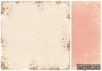Лист двусторонней бумаги от Pion Design - Cherry blossom - Fairytale of Spring , 30х30