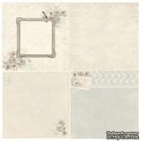 Лист односторонней бумаги от Pion Design - Photo frame & Anemone - Studio of Memories, 30х30