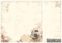 Лист двусторонней бумаги от Pion Design - Bottom of my heart - From my Heart II, 30х30
