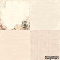 Лист односторонней бумаги от Pion Design - Bottom of my heart - From my Heart II, 30х30