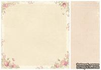 Лист двусторонней бумаги от Pion Design - Mother's day rose - For Mother, 30х30