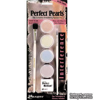 Набор жемчужной пудры Ranger - Perfect Pearls Products - Interference Kit
