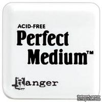 Чернила для эмбоссинга Ranger - Clear Perfect Medium Stamp Pad, размер 2,5х2,5 см