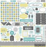 Наклейки от Echo Park - Happy Little Moments Element Stickers