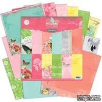 Набор бумаги Pink Paislee - Spring Jubilee, 30х30 см