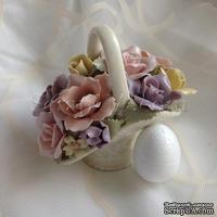 Заготовка для декорирования Яйцо, пенопласт, 4 см, 1 шт.