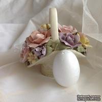 Заготовка для декорирования Яйцо, пенопласт, 5 см, 1 шт.