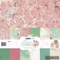 Набор бумаги для скрапбукинга  от Kaisercraft - Enchanted Garden, 30х30 см