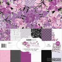 Набор бумаги от Kaisercraft - Violet Crush - Paper Pack, 12 шт.30x30 см,