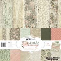 Набор скрапбумаги от Kaisercraft -Rustic Harmony Paper Pack, 30,5 х 30,5 см.