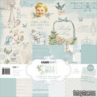 Набор бумаги от Kaisercraft -  Peek-A-Boo Boy Paper Pack, 30x30 см