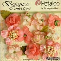 Набор объемных цветов Petaloo - Botanica Minis - Coral