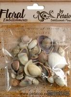 Набор морских ракушек Petaloo - Travel to Paradise - Sea Shells