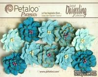 Набор цветов (георгин) Petaloo - Darjeeling Collection - Dahlias - Seaside