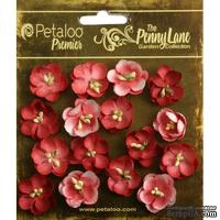 Набор цветов (незабудок) Petaloo - Penny Lane Collection - Forget me Nots - Antique Red