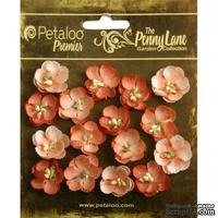 Набор цветов (незабудок) Petaloo - Penny Lane Collection - Forget me Nots - Antique Peach