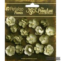 Набор цветов (незабудок) Petaloo - Penny Lane Collection - Forget me Nots - Antique Green