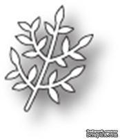 Нож для вырубки от Poppystamps - Small Leafy Sprig