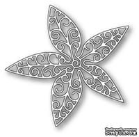 Нож для вырубки от Poppystamps - Luxe Poinsettia Outline