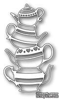 Нож для вырубки от Poppystamps - Teapot Stack
