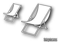 Нож для вырубки от Poppystamps - Canvas Beach Chair