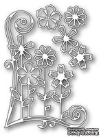 Нож для вырубки от Poppystamps - Garden  Bouquet