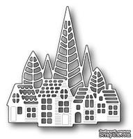 Нож для вырубки от Poppystamps - Country Houses