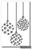 Нож для вырубки от Poppystamps - Ornament Trio Cutout