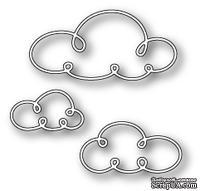 Нож для вырубки от Poppystamps - Scribble Clouds