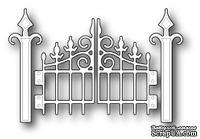 Нож для вырубки от Poppystamps - Gothic Gate