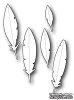 Нож для вырубки от Poppystamps - Drifting Feathers