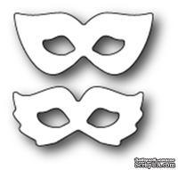 Нож для вырубки от Poppystamps - Masquerade Masks