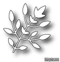 Нож для вырубки от Poppystamps - Tremble Leaf