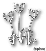 Нож для вырубки от Poppystamps - Crocus Trio