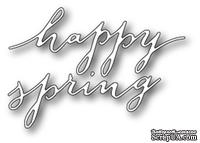Нож для вырубки от Poppystamps - Freehand Happy Spring