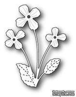 Нож для вырубки от Poppystamps - Darling Viola