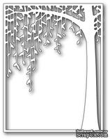Ножи от Poppystamps - Weeping Willow Archway craft die