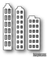 Нож для вырубки от Poppystamps - Downtown Skyscrapers