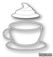 Нож для вырубки от Poppystamps - Morning Cup