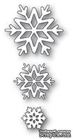 Ножи от Poppystamps - Shiny Snowflakes craft die