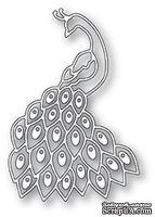Нож для вырубки от Poppystamps  - Plumed Peacock