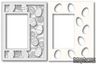 Ножи от Poppystamps - Decorated Egg Sidekick Frame